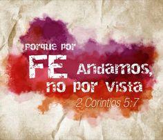 2 corintios 5;7