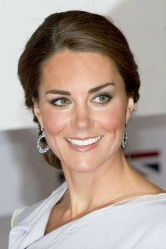 Catherine, Duchess of Cambridge July 30, 2012.