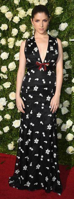Anna Kendrick   2017   Tony Awards in NYC