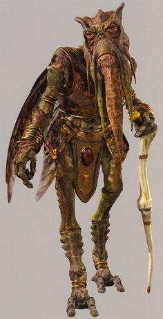 Poggle the Lesser, Archduke of Geonosis