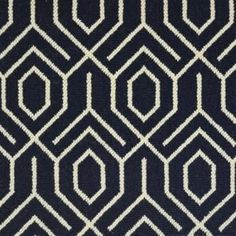 Woven carpet / wool / commercial / low-VOC - TESSIO : NAVY ...
