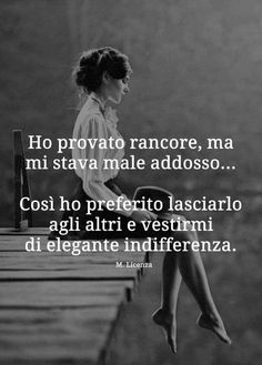 Good Thoughts, Positive Thoughts, Best Quotes, Life Quotes, Famous Phrases, Italian Quotes, Quotes About Everything, Life Philosophy, My Mood