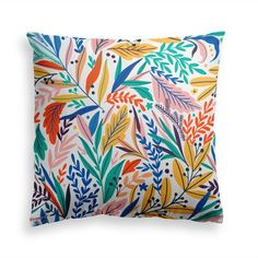 Try our EXOTIC SUMMER throw pillow. Create your own oasis of style and add floral elegance to your home with our exotic and tropical summer throw pillow. This premium feel moisture-wicking pillow with a shape-retaining insert is just what you're looking for! It'll make any room luxurious and provide the perfect excuse for a quick power nap. Soundproofing Material, Floor Insulation, Power Nap, Decorative Throw Pillows, Modern Contemporary, Exotic, Pillow Covers, Tropical, Tapestry