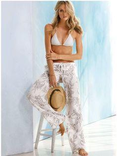 Funky pants - Victoria's Secret Clothing