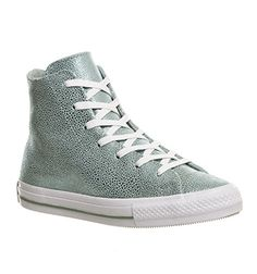 d0923b31bf3e92 Converse Ctas Gemma Hi Metallic Glacier Stingray Leather Exclusive - Hers…