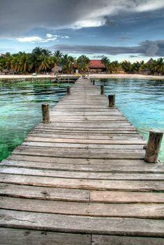 Playa Lancheros, Isla Mujeres, Mexico