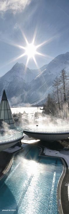 Aqua Dome...Tyrol, Austria