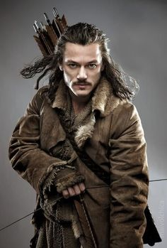"""I got Bard! Bard likes to stay at home with a good pizza while watching Netflix with you. He's the romantic guy, the one who would take you on a surprise vacation and who would keep telling you how beautiful you are and how happy he is to have you. Should You Date Thorin Or Bard From """"The Hobbit?"""""""