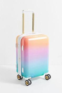 Our Favorite Fun Summer Essentials - Luggage Carry On Suitcase, Carry On Luggage, Luggage Sets, Travel Luggage, Travel Bags, Calpak Luggage, Kids Luggage, Carry On Bag, Suit Cases Travel