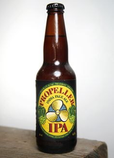 Propeller IPA - 1 of 2 I completely forgot I drank in Nova Scotia.
