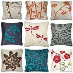 EcoArt Pillows