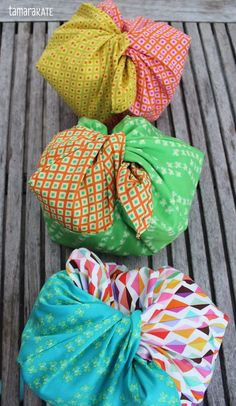 Japanese Inspired Origami Oasis Bento Bags - Tamara Kate's Free Sewing DIY | PatternPile.com