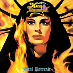 """""""Fatal Portrait"""" is the debut album by KING DIAMOND. The album was released on February 17, 1986 on Roadrunner Records."""