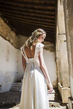 #wedding dress #alejandrasvarc #ColecciónLumiére