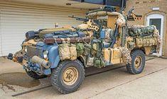 Land Rover Defender Mil. Landy