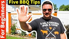 Five BBQ Tips for Beginners | Answering Your Questions Bbq Tips, Grilling Tips, Bravo Top Chef, Hamburger Ideas, Bbq Shop, Mop Sauce, Chicken And Cow, Chef Shows, Bbq Steak