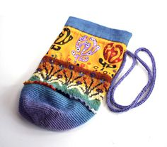 Folk Bag, Dancing With Imagination, by Peony and Parakeet