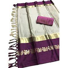 Trendzvila Cotton Silk Saree