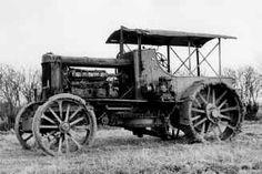Recherche Fowler Ploughing Tractor