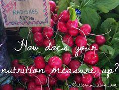 Radish_nutrition_measure