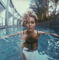 Fanny Lyckman in Bali