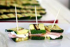 Grilled Zucchini Finger Sandwiches | Tasty Kitchen: A Happy Recipe Community!
