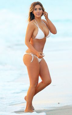 Her Body tho! Perfection #KimK#