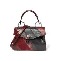 Proenza Schouler Bag, eine der schönsten Taschen für den Herbstt 2016 ♥…