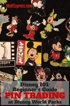 Walt Express has the information you need, right here in: Disney Beginner's Guide To Pin Trading At Disney World. Disney World Rides, Disney World Parks, Disney World Vacation, Disney World Resorts, Disney Vacations, Disney World Tips And Tricks, Disney Tips, Run Disney, Walt Disney