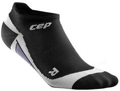 CEP Mens Dynamic NoShow Compression Socks blackgrey Size 4 Around MidFoot 2528cm -- Read more reviews of the product by visiting the link on the image.Note:It is affiliate link to Amazon.