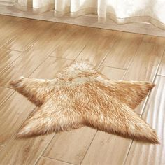 Stella - Faux Sheepskin Star Rug Carpet Mat, Rugs On Carpet, Carpet Runner, Plush Area Rugs, Five Pointed Star, Fluffy Rug, Bed Linen Sets, Star Rug, Large Area Rugs