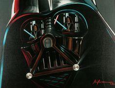 Artist Spotlight: Great Looking STAR WARS Fine Art By Christian Waggoner - News - GeekTyrant