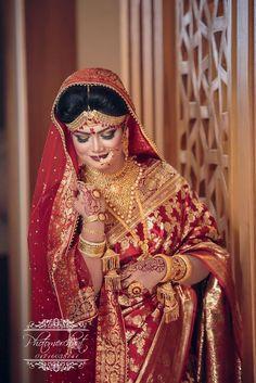 3d Wallpaper Home, Bridal Photography, Bridal Looks, Brides, Portraits, Princess Zelda, Saree, Women's Fashion, Makeup