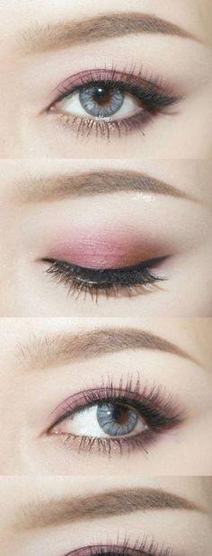 follow me @cushite eye make up