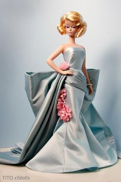 2000 Delphine Barbie® Doll | Barbie Fashion Model Collection *SILKSTONE