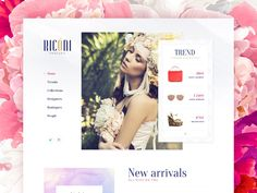 Riconi-Website