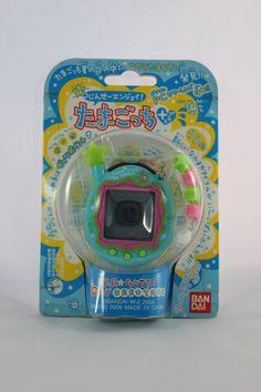 Tamagotchi (Bandai) Connection v4.5 bleu - blue Uratama