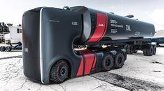 Lovestruck by a Concept Truck! Vol.2   Yanko Design