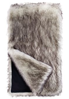 Norwegian Fox Limited Edition Faux Fur Throw Blankets
