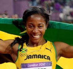 Born on the of December 1986 in Kingston, Jamaica, Shelly-Ann Fraser-Pryce is a Jamaican sprinter. A past student of Wolmer's girl school, at age 21 she was the youngest athlete from the Carib… Bob Marley, Shelly Ann Fraser, 2012 Summer Olympics, Usain Bolt, Olympic Champion, Sports Stars, Track And Field, Lionel Messi, Museum