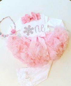 Birthday girl set of gold glitter headband and pink satin sash SN