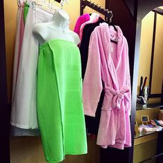 More robes and more in our Spa Section!  #studiobella #spa #atx #boutique