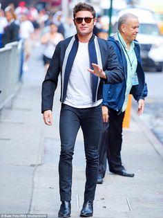 68 Best Zac Efron Style Images Man Fashion Man Style Guy Style