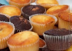 Torta sette vasetti versione muffin