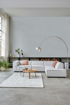 Sofa Design, Interior Design, Beautiful Living Rooms, Home And Living, Interior Inspiration, Living Room Decor, Sweet Home, New Homes, House Design