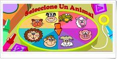 """""""¿Quién soy yo?"""" (Juego de identificación de animales en español e inglés) First Grade, School, Printables, Teaching Resources, Blue Prints, Simple, Print Templates, Key Stage 1"""