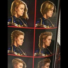 Captain Marvel Carol Danvers, Brie Larson, Marvel Movies, Marvel Cinematic Universe, Geeks, Marvel Dc, Worship, Spiderman, Concept Art