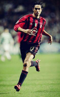 Alessandro Nesta - at Milan from 2002 - 2012