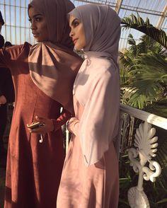 Hijab Fashion   Nuriyah O. Martinez   INAYAH  