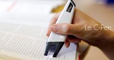 Sorti il y a quelques mois au Royaume-Uni, le C-Pen 3.5 est un surligneur digital capable de scanner et de retranscrire n'importe quel texte ou morceau de phrase sur votre Mac ou PC via Buetooth. Fini le temps où il fallait 2 heures pour recopier une page ! Bien sur il est compatible pour tablettes et smartphones.  Son prix : 97€ sur Amazon : C-Pen 2015 http://youtu.be/33Ja1U-ixWk